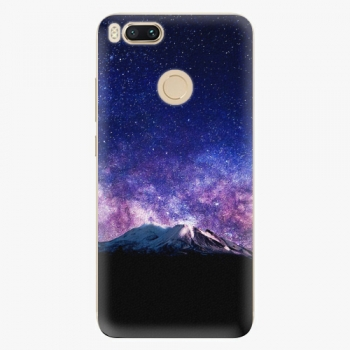 Silikonové pouzdro iSaprio - Milky Way - Xiaomi Mi A1