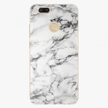 Silikonové pouzdro iSaprio - White Marble 01 - Xiaomi Mi A1