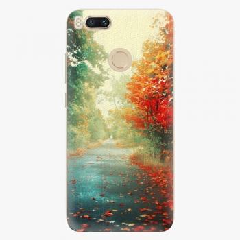 Silikonové pouzdro iSaprio - Autumn 03 - Xiaomi Mi A1