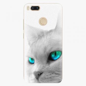Silikonové pouzdro iSaprio - Cats Eyes - Xiaomi Mi A1
