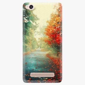 Silikonové pouzdro iSaprio - Autumn 03 - Xiaomi Redmi 4A