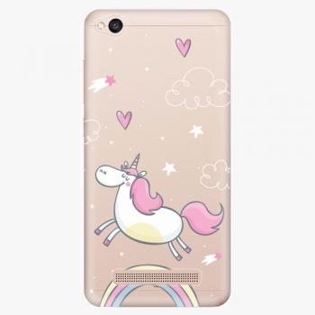 Silikonové pouzdro iSaprio - Unicorn 01 - Xiaomi Redmi 4A
