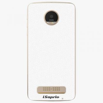 Plastový kryt iSaprio - 4Pure - bílý - Lenovo Moto Z Play