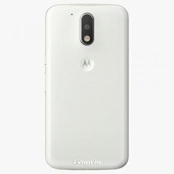 Plastový kryt iSaprio - 4Pure - průhledný matný - Lenovo Moto G4 / G4 Plus