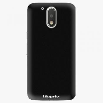 Plastový kryt iSaprio - 4Pure - černý - Lenovo Moto G4 / G4 Plus