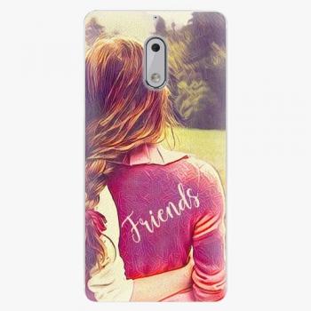 Plastový kryt iSaprio - BF Friends - Nokia 6