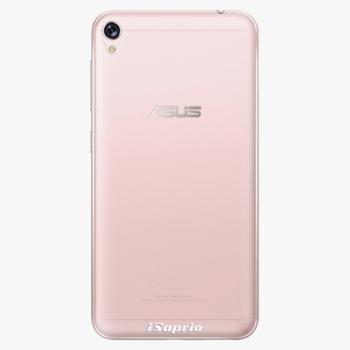 Plastový kryt iSaprio - 4Pure - průhledný matný - Asus ZenFone Live ZB501KL
