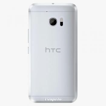 Plastový kryt iSaprio - 4Pure - průhledný matný - HTC 10