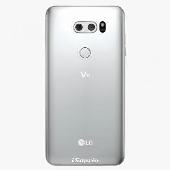 Plastový kryt iSaprio - 4Pure - průhledný matný - LG V30