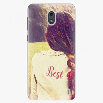 Plastový kryt iSaprio - BF Best - Nokia 2