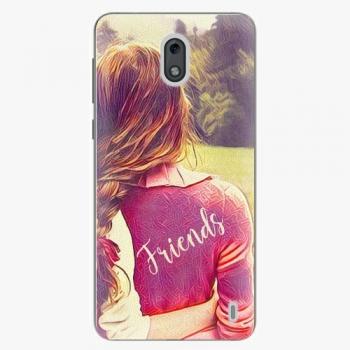 Plastový kryt iSaprio - BF Friends - Nokia 2