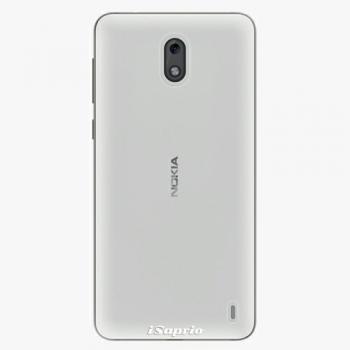 Plastový kryt iSaprio - 4Pure - průhledný matný - Nokia 2