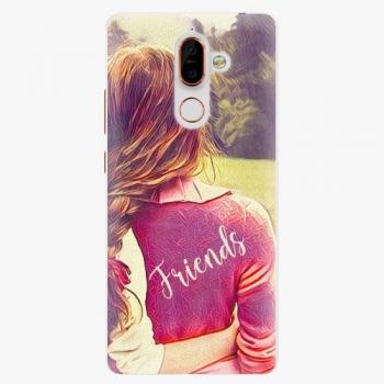 Plastový kryt iSaprio - BF Friends - Nokia 7 Plus