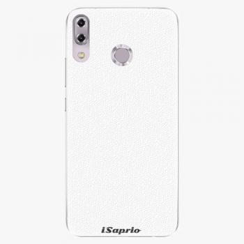 Plastový kryt iSaprio - 4Pure - bílý - Asus ZenFone 5Z ZS620KL