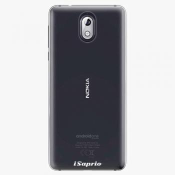 Plastový kryt iSaprio - 4Pure - průhledný matný - Nokia 3.1