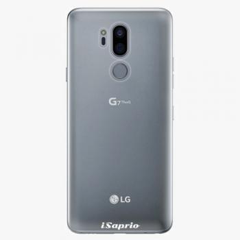 Plastový kryt iSaprio - 4Pure - průhledný matný - LG G7
