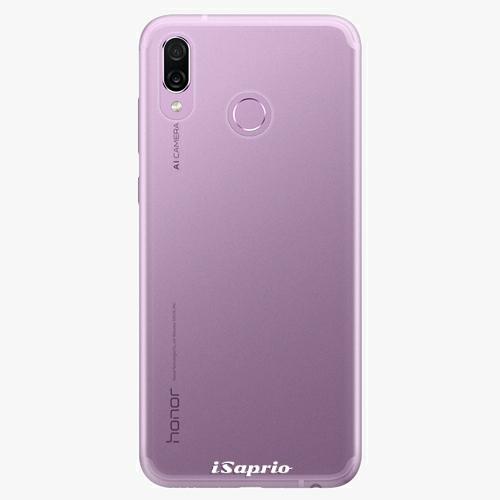 Silikonové pouzdro iSaprio - 4Pure - průhledný matný - Huawei Honor Play