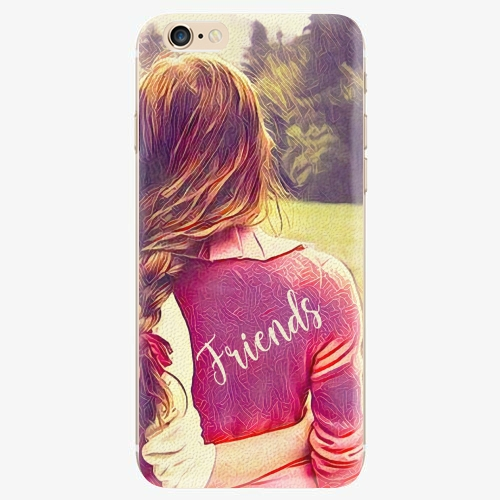 Silikonové pouzdro iSaprio - BF Friends - iPhone 6/6S
