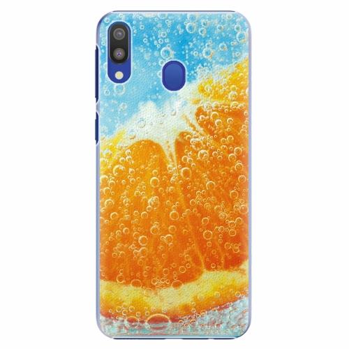 Plastový kryt iSaprio - Orange Water - Samsung Galaxy M20