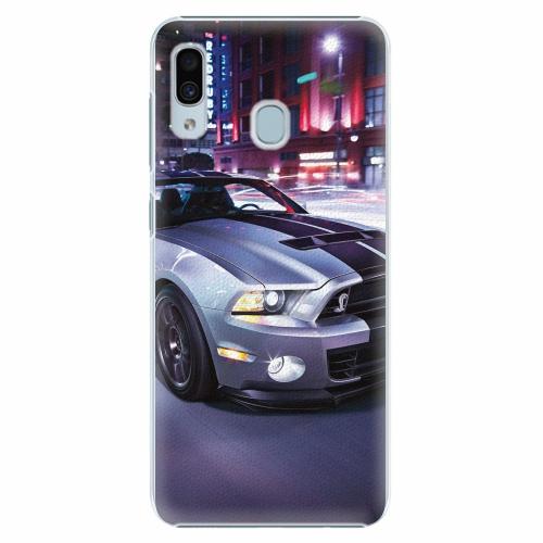 Plastový kryt iSaprio - Mustang - Samsung Galaxy A30
