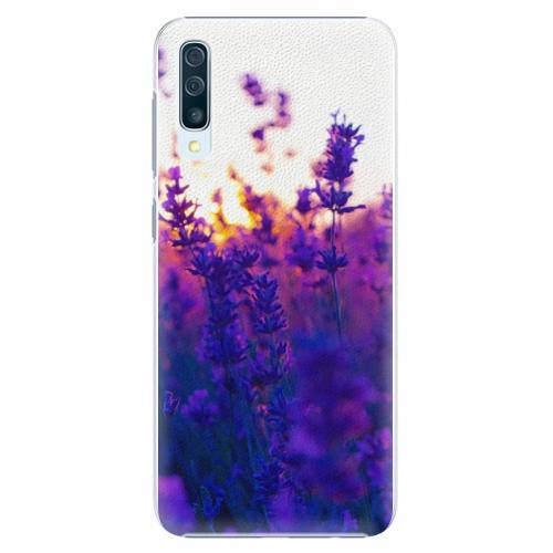 Plastový kryt iSaprio - Lavender Field - Samsung Galaxy A50