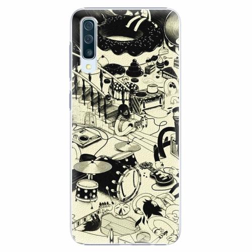 Plastový kryt iSaprio - Underground - Samsung Galaxy A50