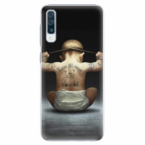 Plastový kryt iSaprio - Crazy Baby - Samsung Galaxy A50