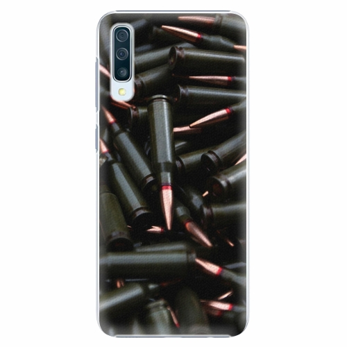 Plastový kryt iSaprio - Black Bullet - Samsung Galaxy A50