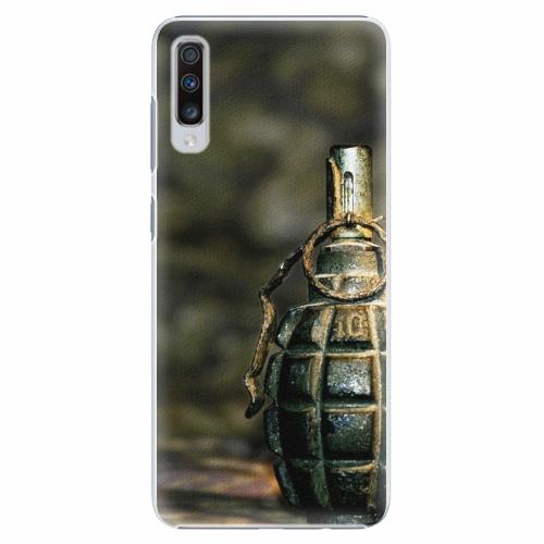 Plastový kryt iSaprio - Grenade - Samsung Galaxy A70