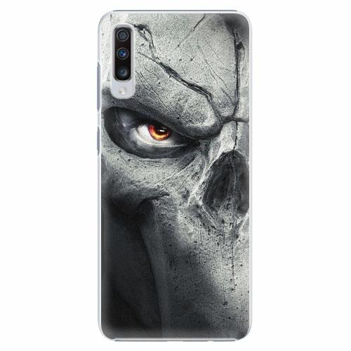Plastový kryt iSaprio - Horror - Samsung Galaxy A70