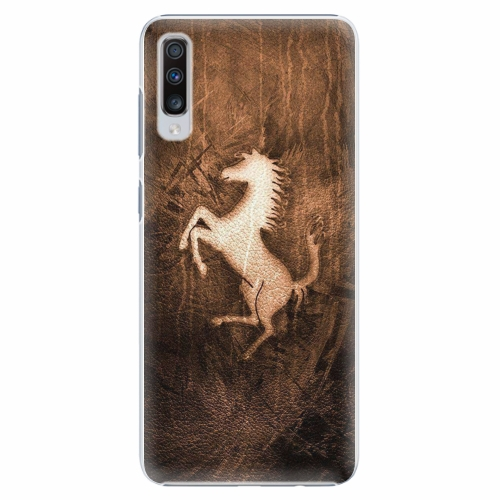 Plastový kryt iSaprio - Vintage Horse - Samsung Galaxy A70