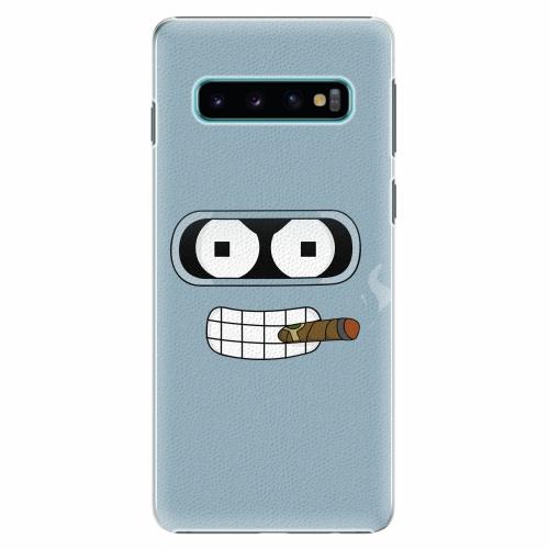Plastový kryt iSaprio - Bender - Samsung Galaxy S10