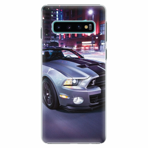 Plastový kryt iSaprio - Mustang - Samsung Galaxy S10