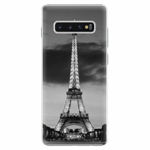 Plastový kryt iSaprio - Midnight in Paris - Samsung Galaxy S10+