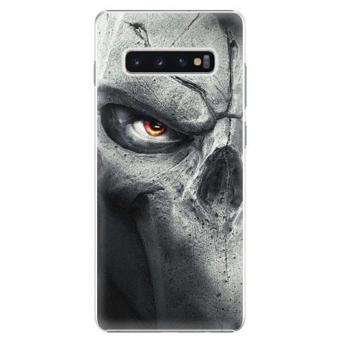 Plastový kryt iSaprio - Horror - Samsung Galaxy S10+