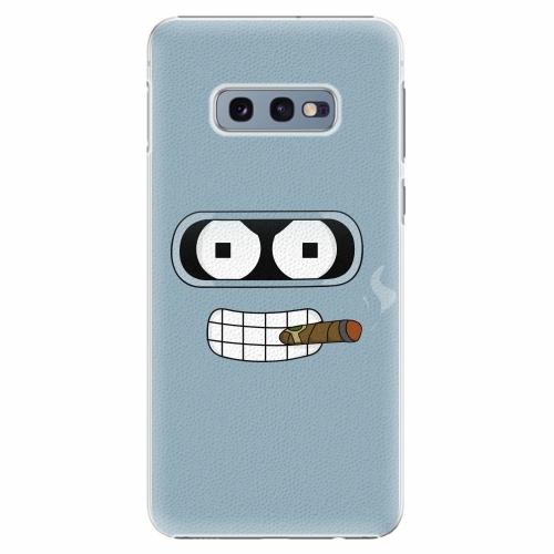 Plastový kryt iSaprio - Bender - Samsung Galaxy S10e