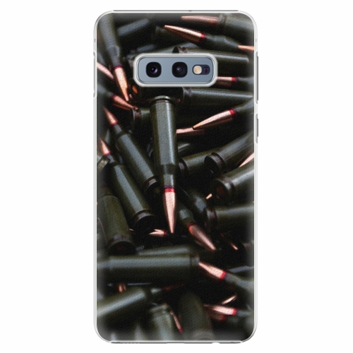 Plastový kryt iSaprio - Black Bullet - Samsung Galaxy S10e