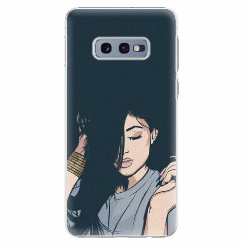 Plastový kryt iSaprio - Swag Girl - Samsung Galaxy S10e