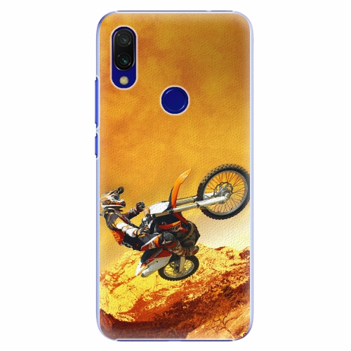 Plastový kryt iSaprio - Motocross - Xiaomi Redmi 7