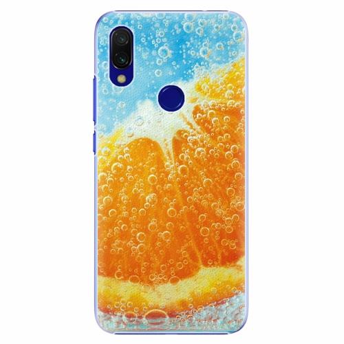 Plastový kryt iSaprio - Orange Water - Xiaomi Redmi 7