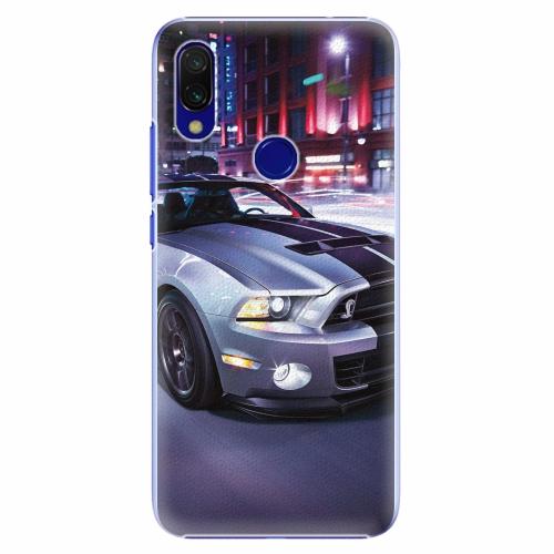 Plastový kryt iSaprio - Mustang - Xiaomi Redmi 7