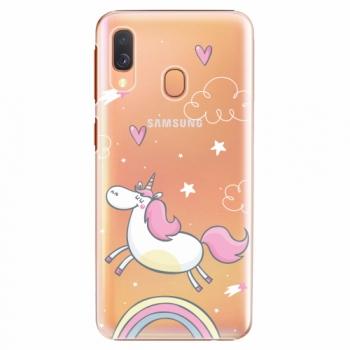 Plastový kryt iSaprio - Unicorn 01 - Samsung Galaxy A40