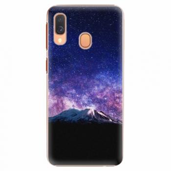 Plastový kryt iSaprio - Milky Way - Samsung Galaxy A40
