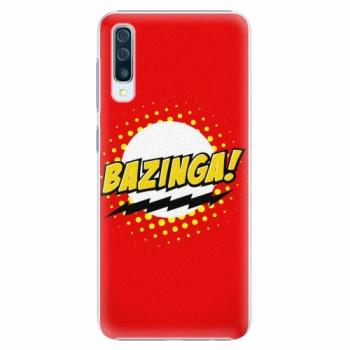 Plastový kryt iSaprio - Bazinga 01 - Samsung Galaxy A50