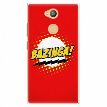 Plastový kryt iSaprio - Bazinga 01 - Sony Xperia L2