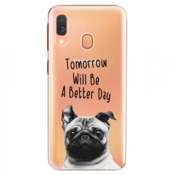 Plastový kryt iSaprio - Better Day 01 - Samsung Galaxy A40