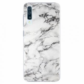 Plastový kryt iSaprio - White Marble 01 - Samsung Galaxy A50