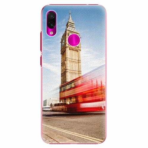 Plastový kryt iSaprio - London 01 - Xiaomi Redmi Note 7