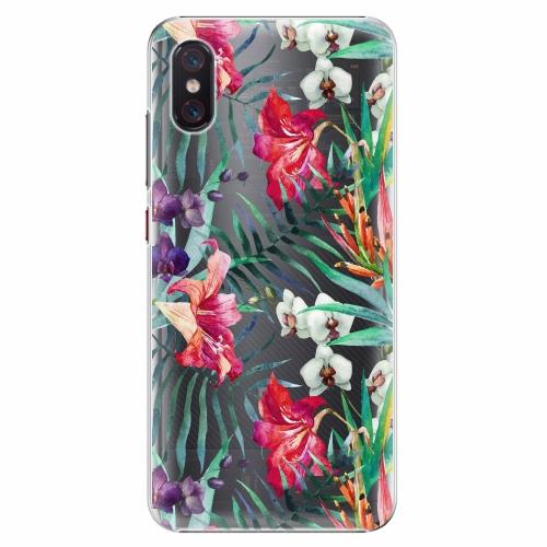 Plastový kryt iSaprio - Flower Pattern 03 - Xiaomi Mi 8 Pro