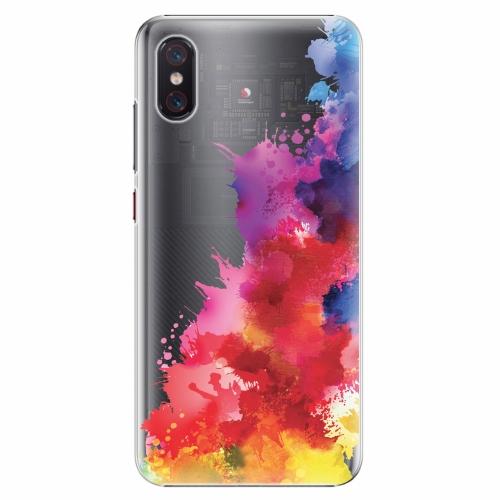 Plastový kryt iSaprio - Color Splash 01 - Xiaomi Mi 8 Pro